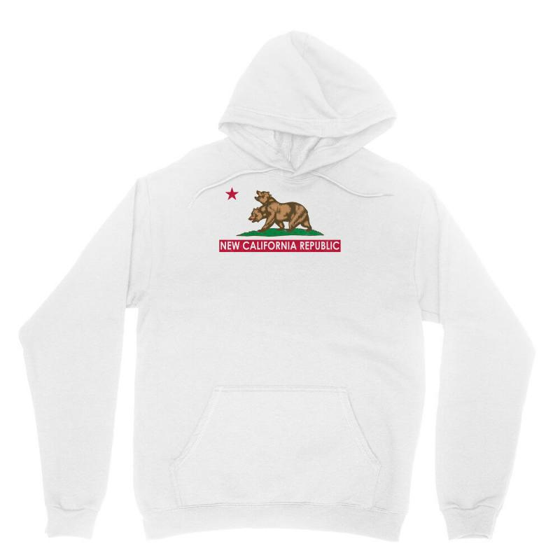 85d6c0914 Custom New California Republic Unisex Hoodie By Mdk Art - Artistshot