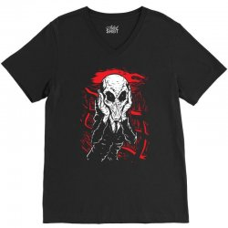 A Scream of Silence V-Neck Tee | Artistshot