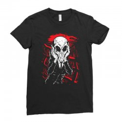 A Scream of Silence Ladies Fitted T-Shirt | Artistshot