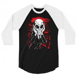 A Scream of Silence 3/4 Sleeve Shirt | Artistshot
