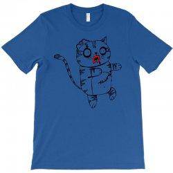 zombie cat T-Shirt | Artistshot