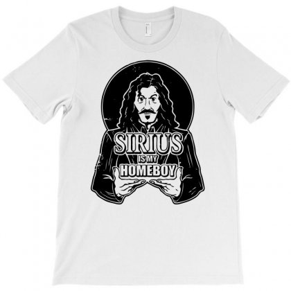 Sirius Is My Homeboy T-shirt Designed By Specstore
