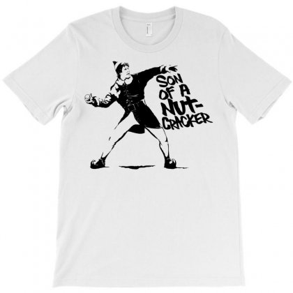 Son Of A Nut Cracker T-shirt Designed By Specstore