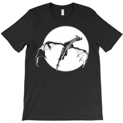 There Be Dragons T-shirt Designed By Specstore