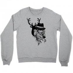 Wise Wild Crewneck Sweatshirt   Artistshot