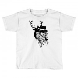 Wise Wild Toddler T-shirt | Artistshot