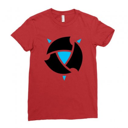 Samurai Flamenco Ladies Fitted T-shirt Designed By Chilistore