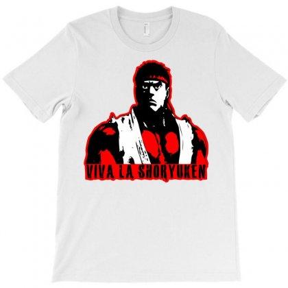 Viva A Shoryuken T-shirt Designed By Specstore