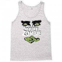 white zombie Tank Top | Artistshot