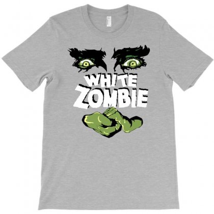 White Zombie T-shirt Designed By Ditreamx