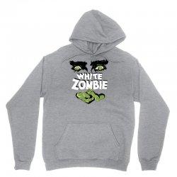white zombie Unisex Hoodie | Artistshot