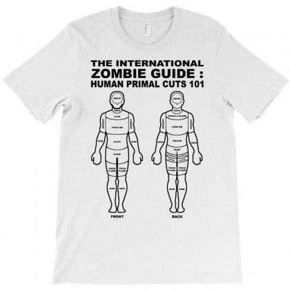 Zombie Guide T-shirt Designed By Ditreamx