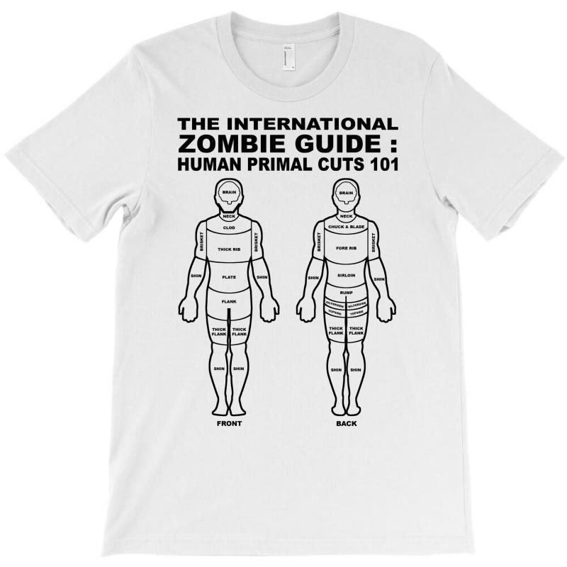 Zombie Guide T-shirt | Artistshot