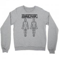 zombie guide Crewneck Sweatshirt | Artistshot