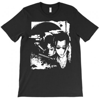 Champloo Grunge T-shirt Designed By Specstore