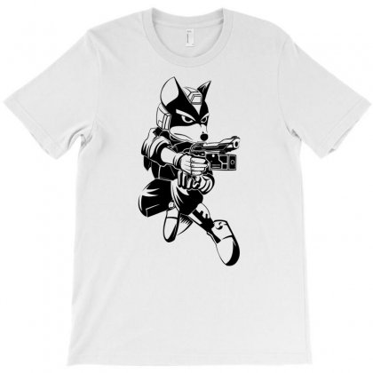 Fox Mccloud T-shirt Designed By Specstore