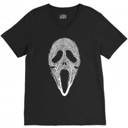 The Scream Tree V-Neck Tee | Artistshot