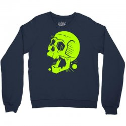 Toxic Scream Crewneck Sweatshirt | Artistshot