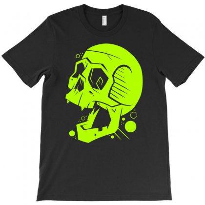 Toxic Scream T-shirt Designed By Mdk Art