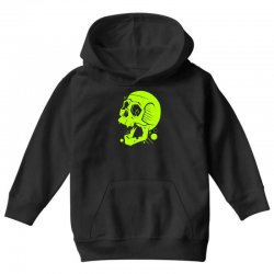 Toxic Scream Youth Hoodie | Artistshot