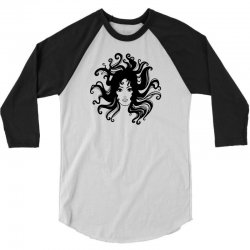 Offensive women Hairs 3/4 Sleeve Shirt   Artistshot