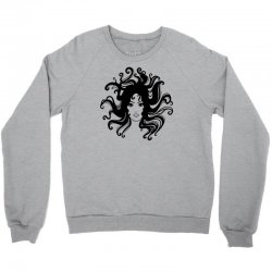 Offensive women Hairs Crewneck Sweatshirt   Artistshot
