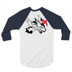 charizard x 3/4 Sleeve Shirt | Artistshot