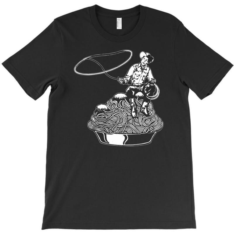 3830db0598 Custom Spaghetti Western T-shirt By Mdk Art - Artistshot