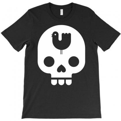 Bird Brain T-shirt Designed By Doestore