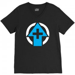 fate core create advantage V-Neck Tee | Artistshot