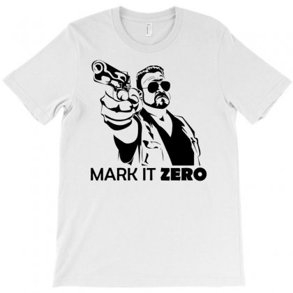 Mark It Zero T-shirt Designed By Doestore