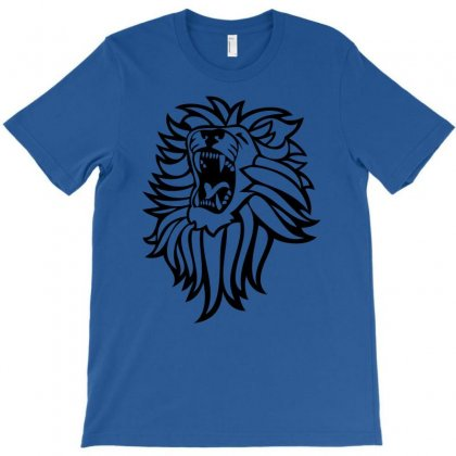 Screaming Lion T-shirt Designed By Chilistore