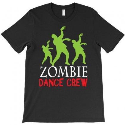 Zombie Dance Crew T-shirt Designed By Chilistore