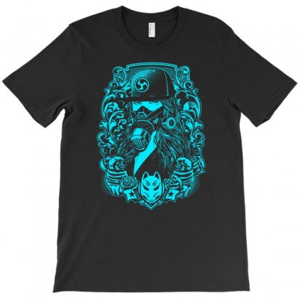 Gas Masquerade T-shirt Designed By Specstore