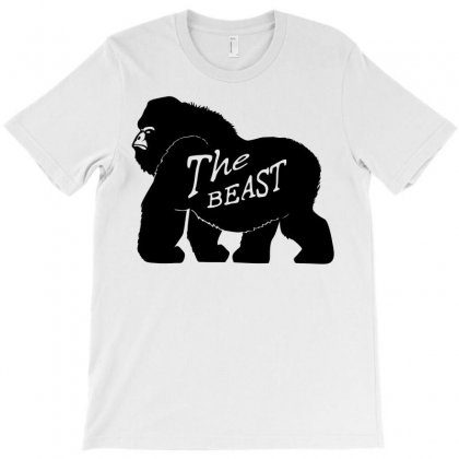 Gorilla The Beast T-shirt Designed By Specstore