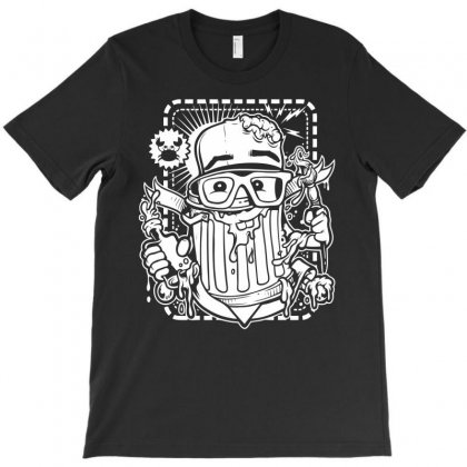Hobby Sickness T-shirt Designed By Specstore