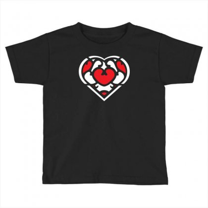 Skyward Sword Heart Toddler T-shirt Designed By Chilistore