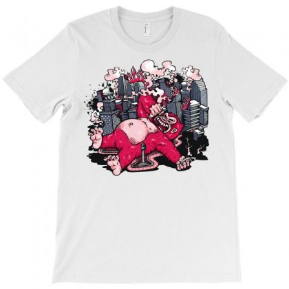 King Of Kong T-shirt Designed By Specstore