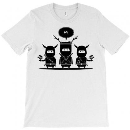 Ni Ni Ninjas T-shirt Designed By Specstore