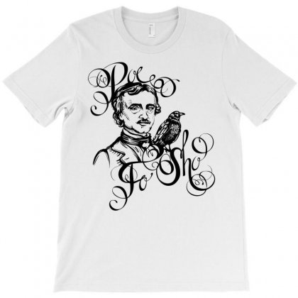 Poe Tattoo T-shirt Designed By Specstore