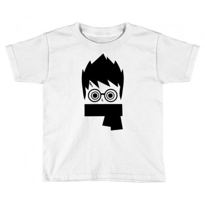 Potter Head Toddler T-shirt Designed By Specstore