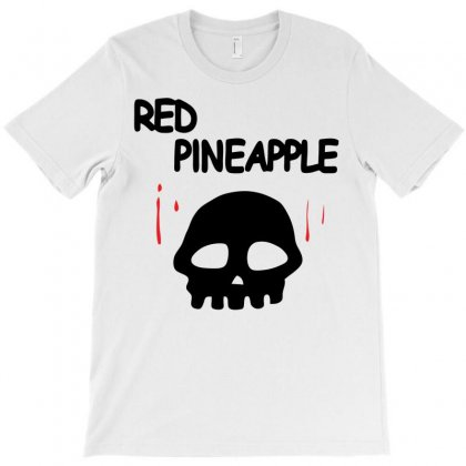 Red Pineapple T-shirt Designed By Specstore