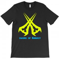 Sword Of The Energy T-Shirt | Artistshot
