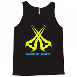 Sword Of The Energy Tank Top | Artistshot