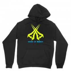 Sword Of The Energy Unisex Hoodie | Artistshot