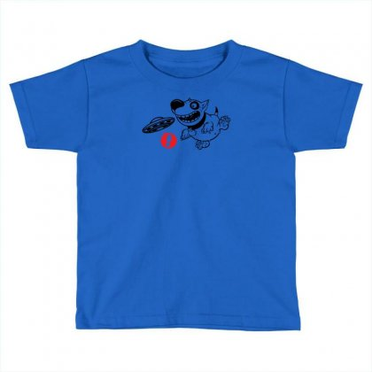 Earth Attack Toddler T-shirt Designed By Chilistore