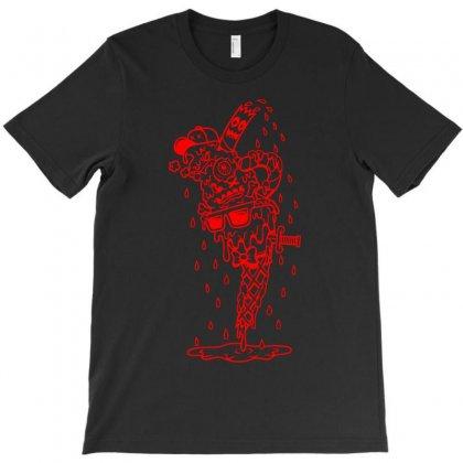 Eyescream T-shirt Designed By Chilistore
