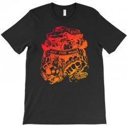 Hit The Mud T-Shirt | Artistshot