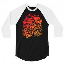 Hit The Mud 3/4 Sleeve Shirt | Artistshot