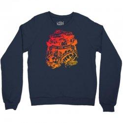 Hit The Mud Crewneck Sweatshirt | Artistshot
